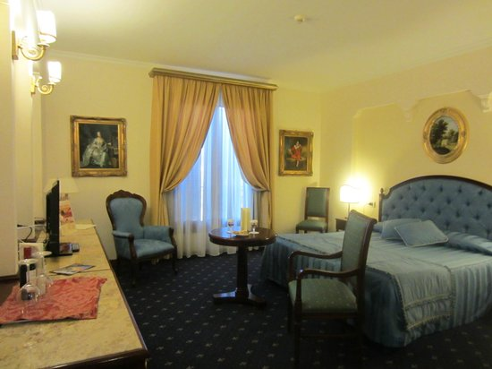 Grand Hotel Palace : Comfort Room