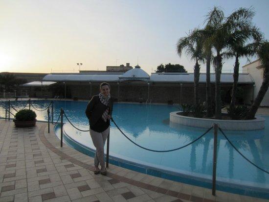 Grand Hotel Palace: Pool