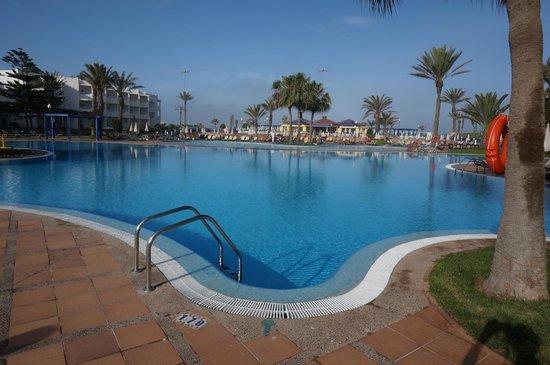 IBEROSTAR Founty Beach : Aan het zwembad