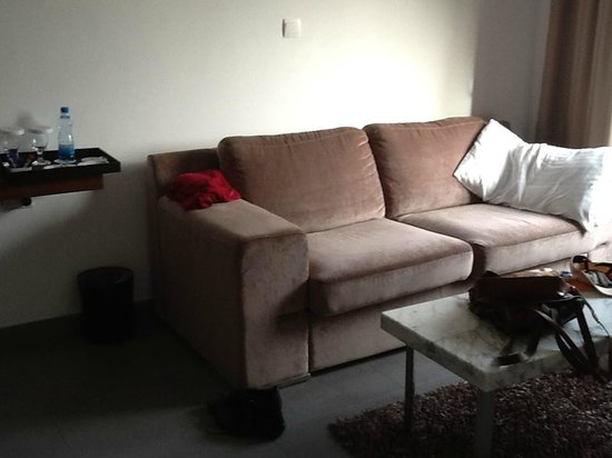 Achilleos City Hotel: Lounge again
