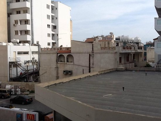 Achilleos City Hotel: Another view from balcony