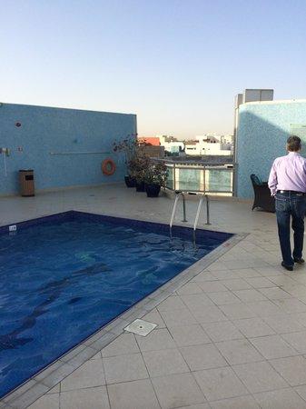 Holiday Inn Dubai - Al Barsha : Pool
