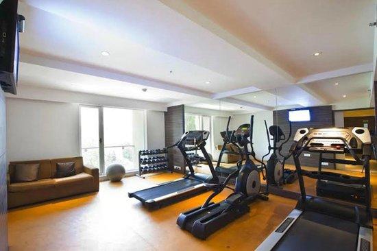 Spree Shivai Hotel: Energize – Gym