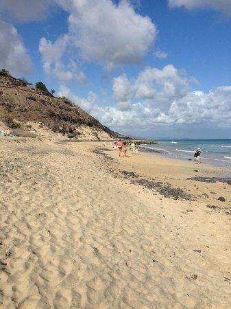 Club Jandia Princess: Beach