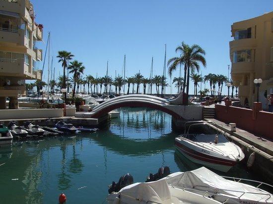Benalmadena Puerto Marina : which got better