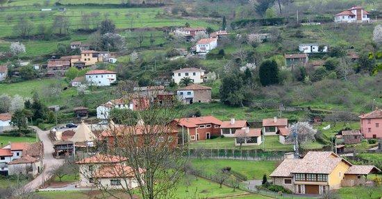 La Corte de Lugas: Vista del Hotel