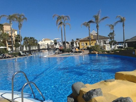 Marriott's Marbella Beach Resort: piscina
