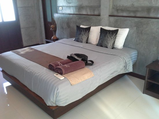 In Touch Resort & Restaurant: notre chambre