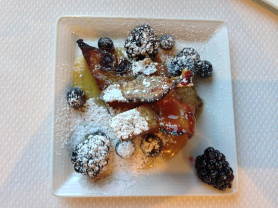 The Country Club: French toast bread pudding