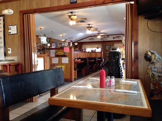 Island Cafe : Innenraum