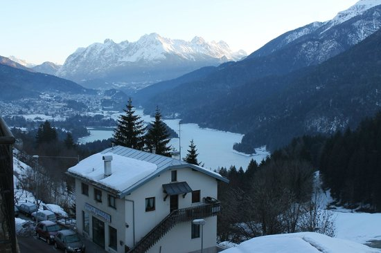 Belvedere Hotel: Доломитовы Альпы