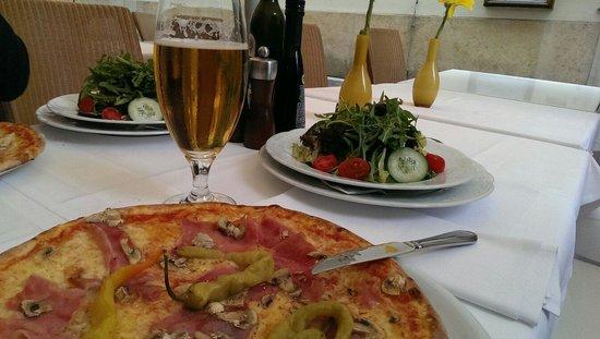 Sole : Gode tynde pizzaer