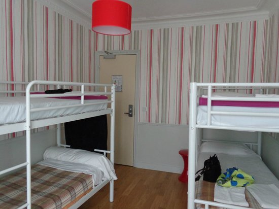 Perfect Hotel & Hostel: 4 bed room