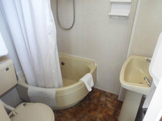 BEST WESTERN Lothersdale Hotel: Room 8 bathroom