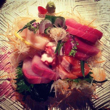 Izumi: Sashimi Platter