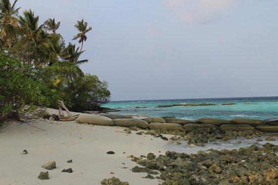 Asdu Sun Island: Vue de la chambre