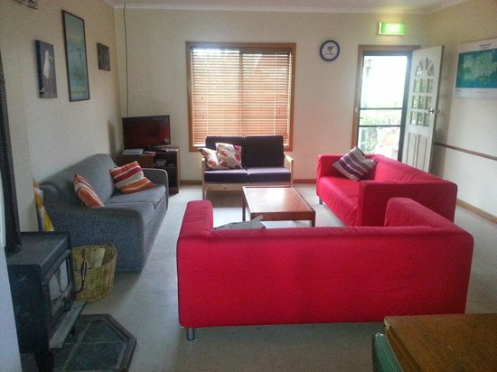 Kangaroo Island Central Backpackers : Lounge