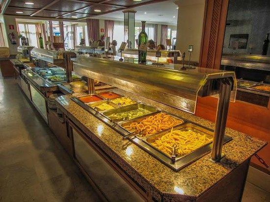 Blue Sea Los Fiscos: Restaurant