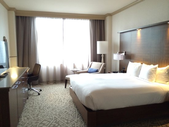 Hilton Times Square: Deluxe room