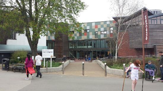 Mac Birmingham : Photo of Midlands Arts Centre (mac) taken with TripAdvisor City Guides