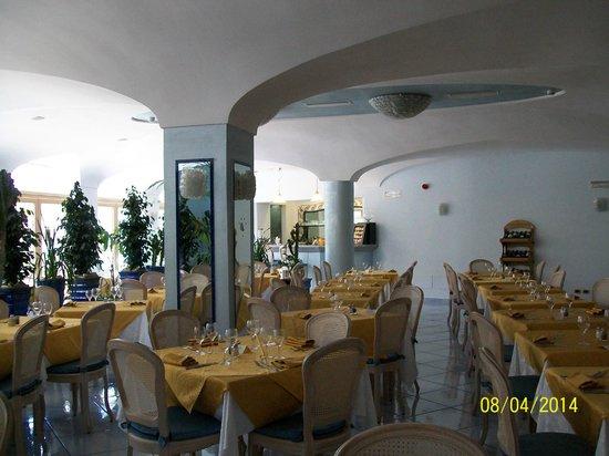 Aragona Palace Hotel : Sala ristorante
