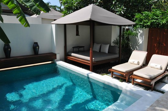 SALA Samui Choengmon Beach Resort: Sala-Pool-Villa