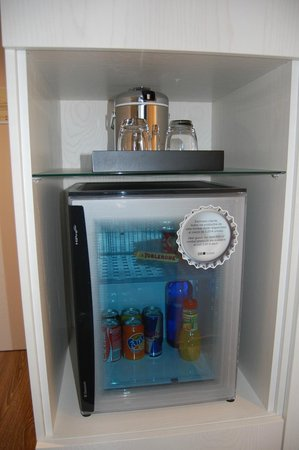 Hotel SB Plaza Europa: mini bar