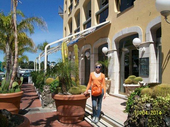 Aragona Palace Hotel : Esterno Hotel