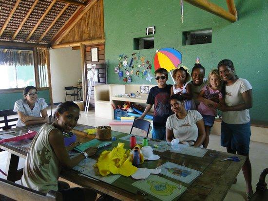 Arraial D'Ajuda Eco Resort : Clubinho