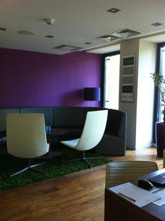 Mercure Bratislava Centrum: Privilege Lounge - private to privilege customers