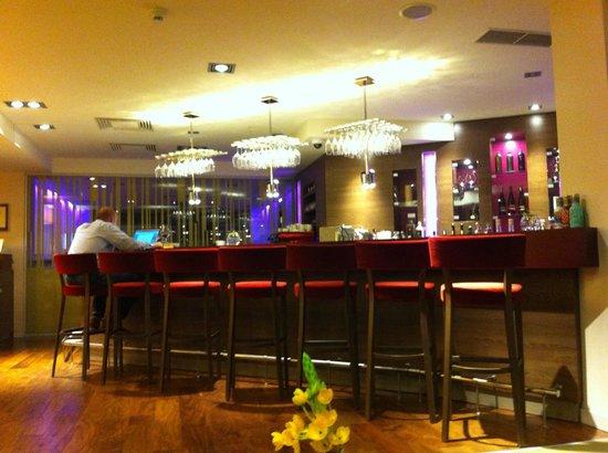 Mercure Bratislava Centrum: Hotel bar