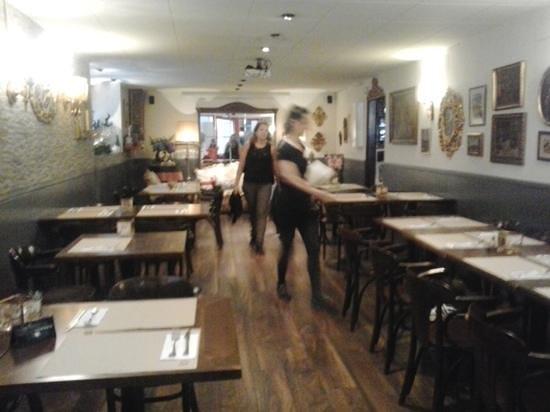 The Benedict - Brunch, Bistro, Bar: Salon