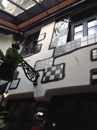 Kunsthaus Wien : Bar und Café