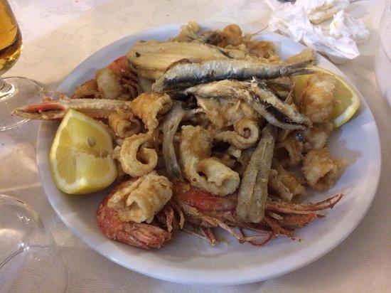 Ciclope: La frittura di pesce!!!
