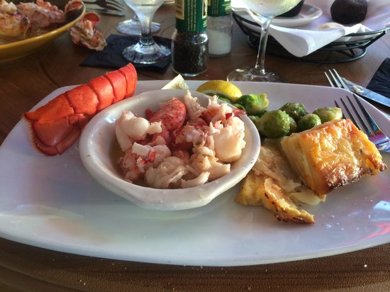 Lazy Lobster of Longboat: Lazy Man Lobster