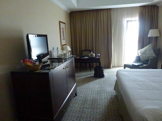 Millennium Hotel Doha: Bedroom
