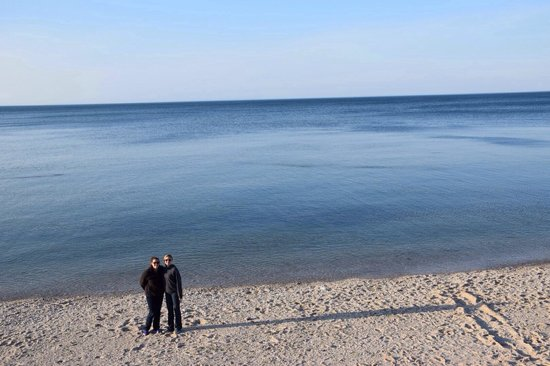 Wildwood State Park: The sound