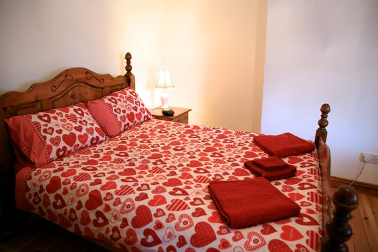 Bective Mill House B&B : double bed