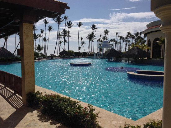 Paradisus Palma Real Golf & Spa Resort : Great Pool
