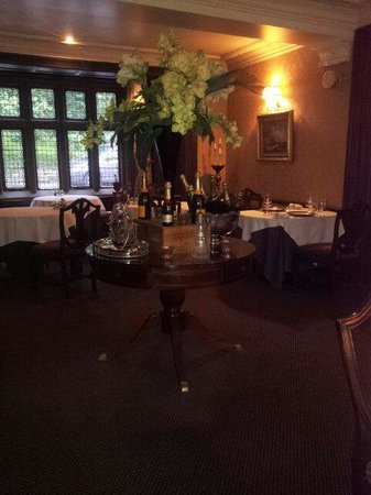 Whitley Hall Hotel : Dining room