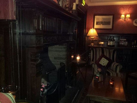 Whitley Hall Hotel: Fireside