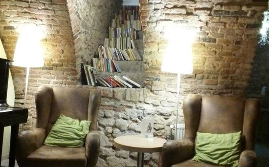Greentree Café: piano inferiore