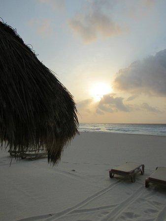 The Westin Lagunamar Ocean Resort: Hut view