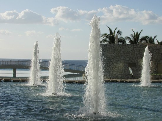 The Westin Lagunamar Ocean Resort Villas & Spa : grounds