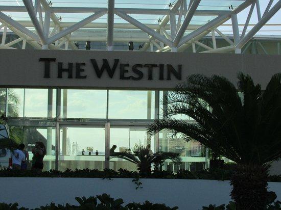 The Westin Lagunamar Ocean Resort Villas & Spa : Entrance