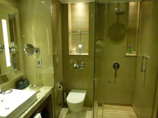 Renaissance Cairo Mirage City Hotel: Bathroom