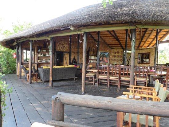 Delta Camp: Lounge