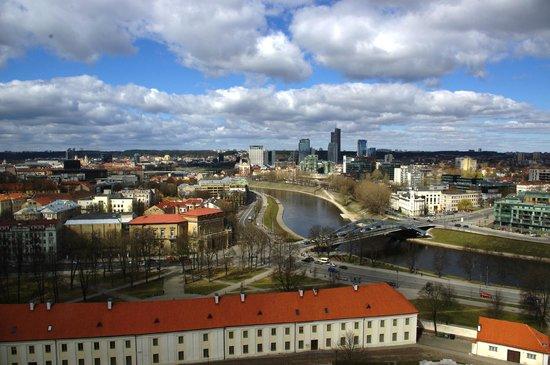Novotel Vilnius: Vilnius centre