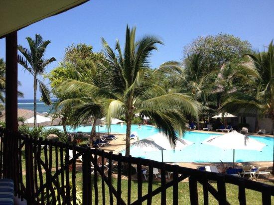 The Baobab - Baobab Beach Resort & Spa: Balcony view
