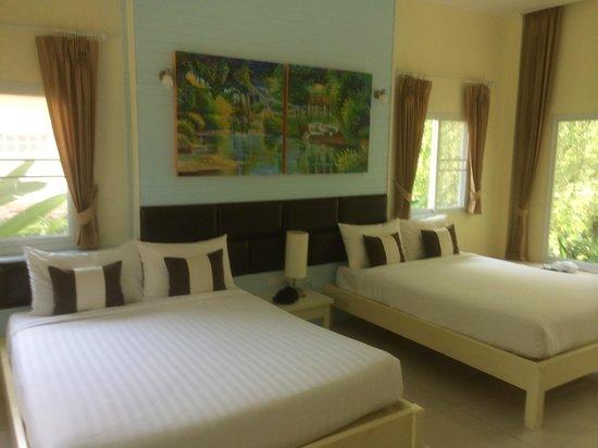 Watermill Resort: Our bedroom